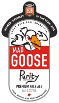 Purity Mad Goose - Golden Ale/Blond Ale
