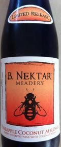 B. Nektar Pineapple Coconut Melomel - Mead
