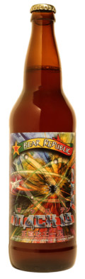 Bear Republic Mach 10 - Imperial/Double IPA