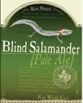 Rahr & Sons Blind Salamander Pale Ale - English Pale Ale