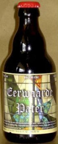 Alternatief Eerwaarde Pater - Belgian Strong Ale