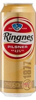 Ringnes Pilsener - Pilsener