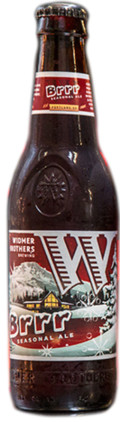 Widmer Brothers Brrr Seasonal Ale - Amber Ale