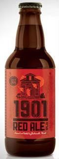 Bold City 1901 Red Ale - American Strong Ale 