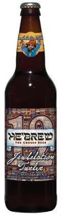 HeBrew Jewbelation Twelve - American Strong Ale 