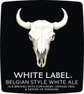 Wasatch White Label - Belgian White &#40;Witbier&#41;