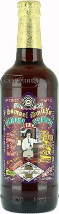 Samuel Smiths Winter Welcome Ale - English Strong Ale