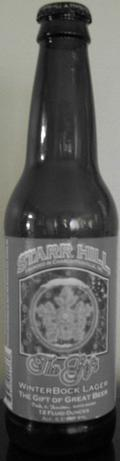 Starr Hill The Gift Bock (2008 - ) - Heller Bock