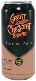 Great Crescent Coconut Porter - Porter