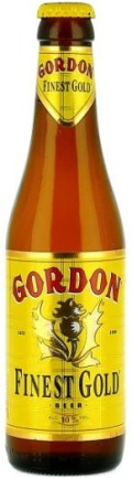 Gordon Finest Gold  - Belgian Strong Ale