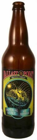 Ballast Point Sea Monster Imperial Stout - Imperial Stout