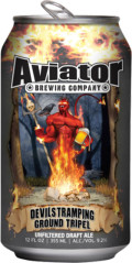 Aviator Devils Tramping Ground Tripel - Abbey Tripel