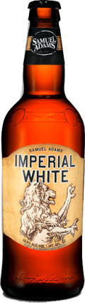Samuel Adams Imperial Series Imperial White - Belgian White &#40;Witbier&#41;