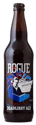 Rogue Captain Sigs Deadliest Ale &#40;Northwestern Ale&#41; - India Pale Ale &#40;IPA&#41;