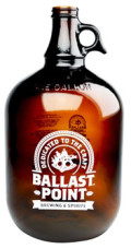 Ballast Point Bourbon/Syrah Barrel Aged Three Sheets Barleywine - Barley Wine