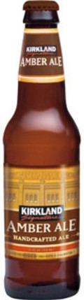 Kirkland Signature Amber Ale - Amber Ale