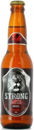 Lion Strong Beer - Strong Pale Lager/Imperial Pils