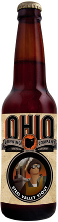 Ohio Brewing Steel Valley Stout - Dry Stout