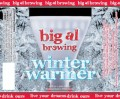 Big Al Winter Warmer - American Strong Ale