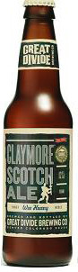 Great Divide Claymore Scotch Ale - Scotch Ale