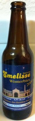 Emelisse Winterbier - Abt/Quadrupel