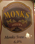 Monks Caf� Svea IPA - India Pale Ale (IPA)