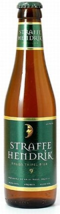 Straffe Hendrik Brugs Tripelbier 9 - Abbey Tripel
