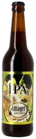 Amager IPA - India Pale Ale (IPA)