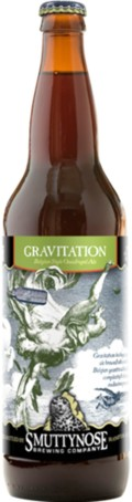 Smuttynose Gravitation - Abt/Quadrupel