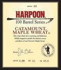Harpoon 100 Barrel Series #26 - Catamount Maple Wheat - Wheat Ale