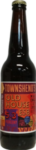 Townshend Old House ESB - Premium Bitter/ESB