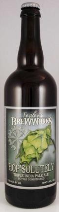 Fegleys Brew Works HopSolutely - Imperial/Double IPA