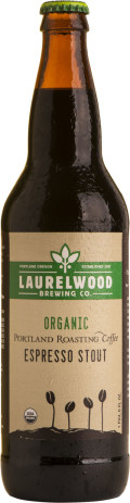 Laurelwood Organic Portland Roast Espresso Stout - Stout