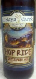 Tenaya Creek Hop Ride IPA - India Pale Ale (IPA)