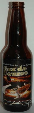 Brouhaha Gaz de Course - Barley Wine