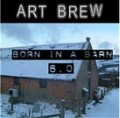 Art Brew Born In A Barn - English Strong Ale