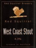Red Squirrel West Coast Stout - Stout