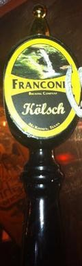 Franconia Kolsch - Klsch