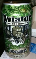 Aviator Hog Wild IPA - India Pale Ale &#40;IPA&#41;