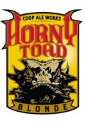 COOP Ale Works Horny Toad Blonde