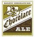 Baileys Chocolate Bar Chocolate Ale