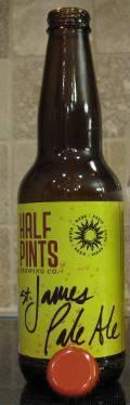 Half Pints St. James Pale Ale