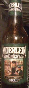 Moerlein Friend Of An Irishman Stout - Dry Stout