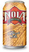 NOLA Blonde Ale