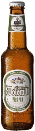 Pedavena Birra Dolomiti Pils 4.9