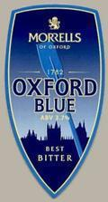 Morrells Oxford Blue - Bitter