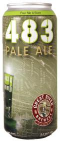 Great River 483 Pale Ale