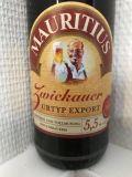 Mauritius Zwickauer Urtyp