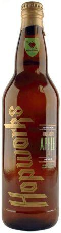 Hopworks Belgian-Style Abbey Apple Ale