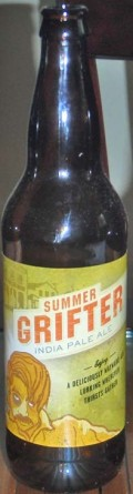 MacTarnahans Summer Grifter India Pale Ale - India Pale Ale (IPA)